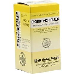 BIOBRONCHIAL WR Tabletten 50 St