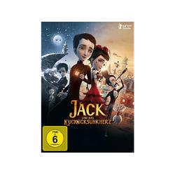 JACK UND DAS KUCKUCKSUHRHERZ DVD