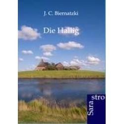 Die Hallig als Buch von J. C. Biernatzki