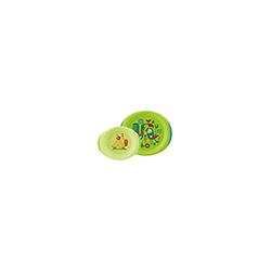 TELLERSET 2tlg.grün chicco 1 St