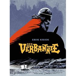 Der Verbannte als Buch von Erik Kriek