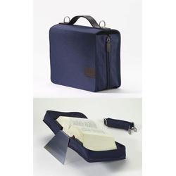 SchönfelderSkin in Farbe blau mit Buchstütze