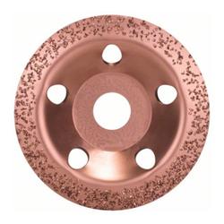 Bosch Hartmetalltopfscheibe 115 x 22,23 mm mittel schräg