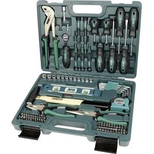 Mannesmann, Werkzeugkoffer + Werkzeugtasche, Heimwerker Werkzeugset im Koffer
