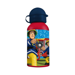 p:os Trinkflasche Alu-Trinkflasche Lillebi. 400 ml orange