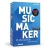Magix Music Maker Plus Edition 2021 Vollversion, 1 Lizenz Windows Musik-Software