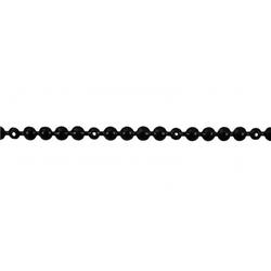 10 Meter Ziernagelstangen schwarz 11 mm 130 1/3