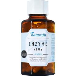 NATURAFIT Enzyme Plus Kapseln 120 St.