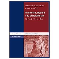 Endlichkeit  Medizin und Unsterblichkeit - Buch
