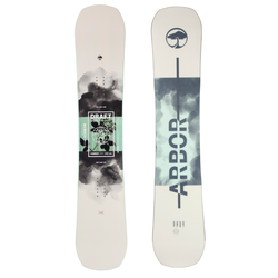 ARBOR Draft Snowboard 147