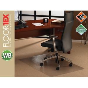 Cleartex Ultimat Bodenschutzmatte für Teppichböden von Floortex