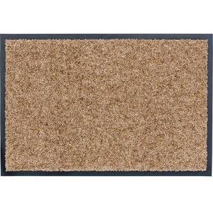 ASTRA Schmutzfangmatte Proper Tex Uni, 60x90 cm, sand