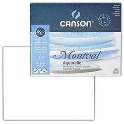 canson Aquarellblock Montval 19,0 x 24,0 cm