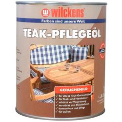 Wilckens Farben Teakholzöl Teak-Pflegeöl, geruchsmild