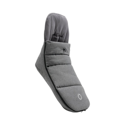 bugaboo Fußsack bugaboo Fußsack, schwarz grau