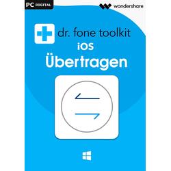 Wondershare Dr. Fone Übertragen (Transfer) iOS