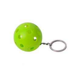 FLOORBEE Floorball Keychain 3 St., grün