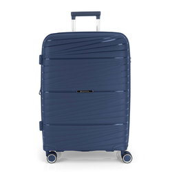 Gabol Kiba 4-Rollen Trolley 66 cm blau