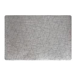 Galzone Tablett Eva grau 43,5x28,5cm