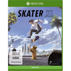 Skater XL Xbox One USK: 0