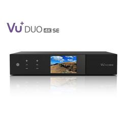 VU+ VU+ Duo 4K SE 1x DVB-C FBC Tuner PVR Ready Linux Kabel-Receiver