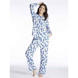 Nanso Pyjama Lounge-Anzug (2 tlg) L = 42/44