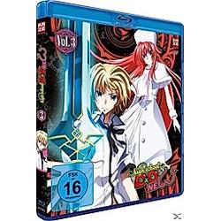 Highschool DxD New - Staffel 2 - Vol. 3 - DVD  Filme