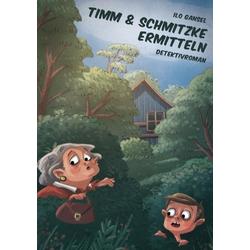 Timm & Schmitzke ermitteln als Buch von Ilo Gansel