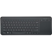 Microsoft All-in-One Media Keyboard DE schwarz (N9Z-00008)