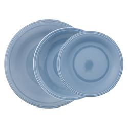Geschirr Starter-Set LOOP blau Villeroy & Boch
