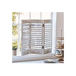 Deko-Objekt Fenster-Paravent