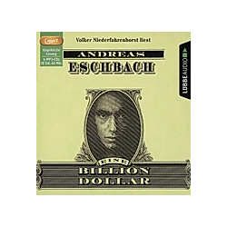 Eine Billion Dollar  4 MP3-CDs - Hörbuch