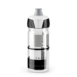 FLASCHE CRYSTALOMBRA CLEAR/GREY 550 .