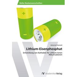 Lithium-Eisenphosphat als Buch von Johannes Paetzold