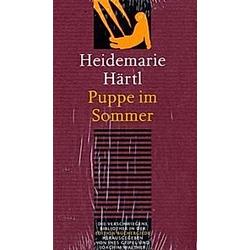 Puppe im Sommer. Heidemarie Härtl  - Buch
