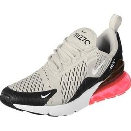 Nike Men's Air Max 270 cream black white coral, 44.5 ab 144