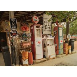 Fototapete Route 66 Arizona, glatt 3,50 m x 2,60 m