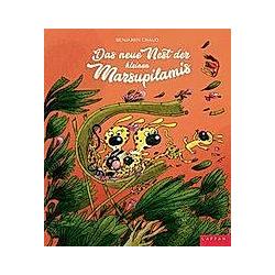 Marsupilami - Das neue Nest der kleinen Marsupilamis. Benjamin Chaud  - Buch