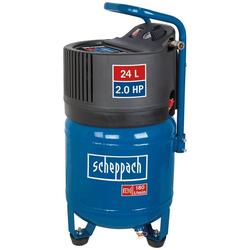 Scheppach Kompressor HC24V, 1500 W, max. 10 bar, 24 l