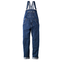 Jeans-Latzhose Men Plus Blue stone