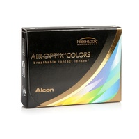 Alcon Air Optix Colors (2 linsen) (Dioptrien: -04.25 / Radius: 8.6 / Durchmesser: 14.2 / 14.20 DIA / -4.25 DPT / Honey