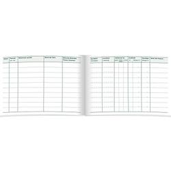 RNK-Verlag Formularbuch 3119 Fahrtenbuch, Pkw mit Kraftstoffverbrauch