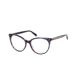 Escada VES A78 09CE, inkl. Gläser, Cat Eye Brille, Damen