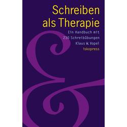 Schreiben als Therapie