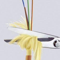 Knipex Schere für Fasern 95 03 160 SB