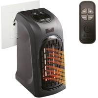Livington Handy Heater 370 W inkl. Fernbedienung