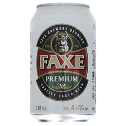 Faxe Premium 4,6% 24 x 0,33 ltr.