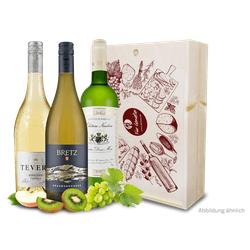 Präsent Für Genießer bester Weißweine