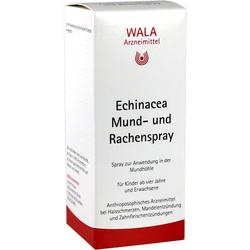 Wala Echinacea Mund- und Rachenspray