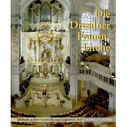 Die Dresdner Frauenkirche als Buch von Stiftung Frauenkirche Dresden